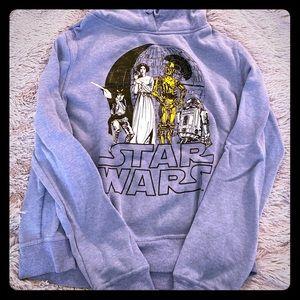 Star Wars vintage hoodie